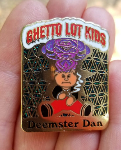 deemster Dan DMT pin