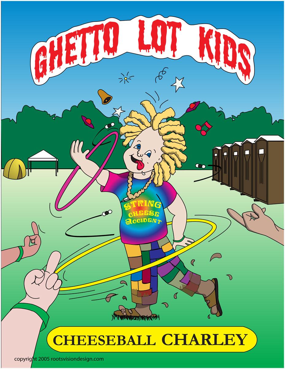String Cheese Incident hooper Garbage Pail Kid
